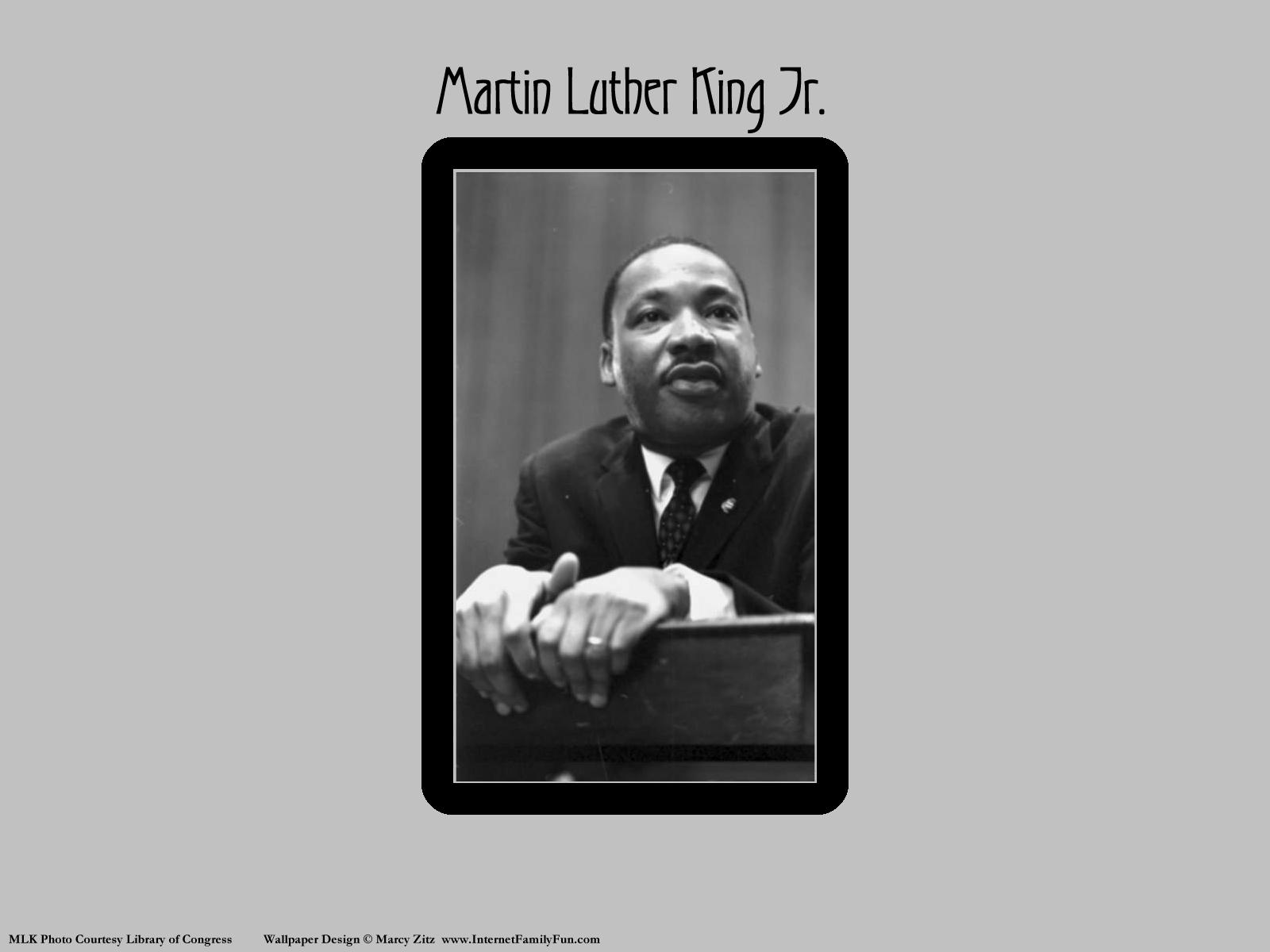 Martin Luther King Jr Day displayed at 500x375